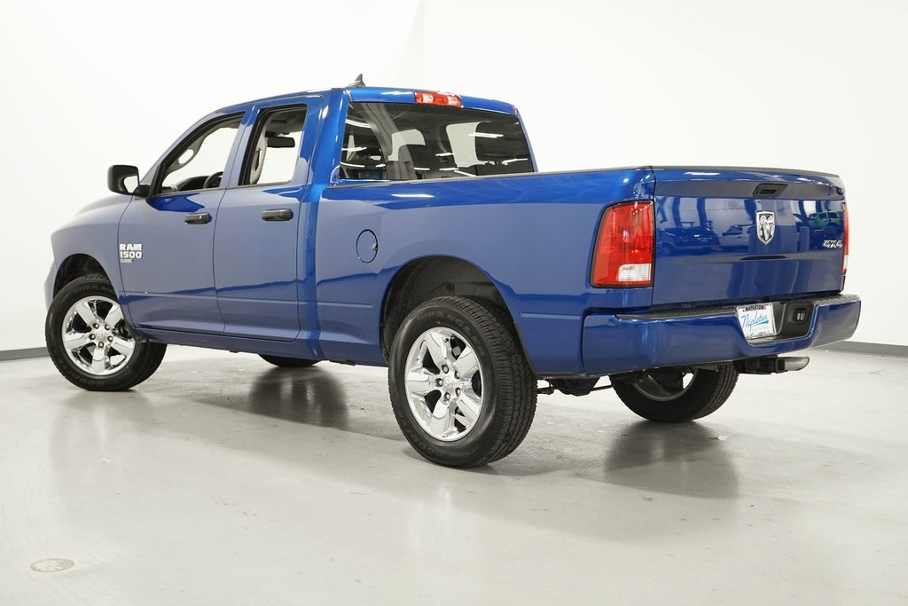 2019 Ram 1500 Quad Cab 4x4,  Pickup #R2053 - photo 7