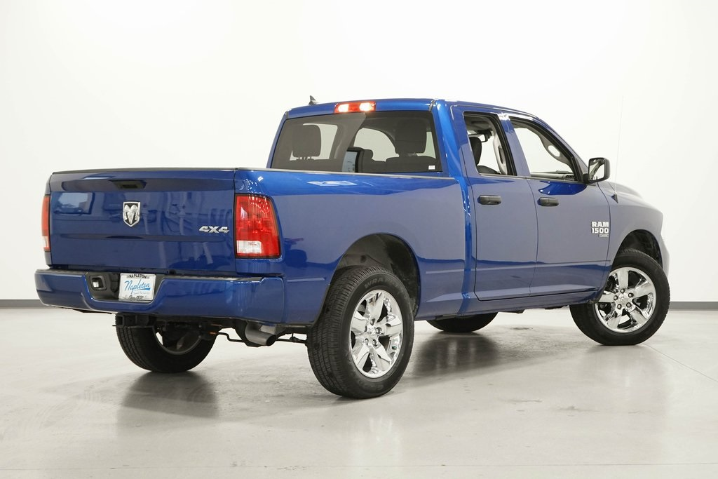 2019 Ram 1500 Quad Cab 4x4,  Pickup #R2053 - photo 10