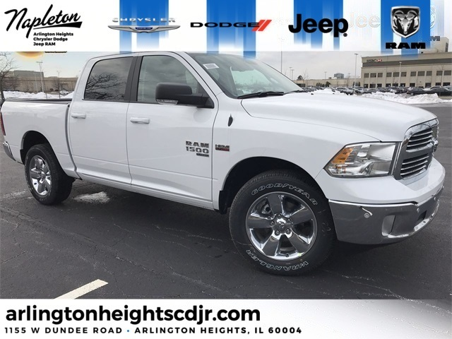 2019 Ram 1500 Crew Cab 4x4,  Pickup #R2055 - photo 1