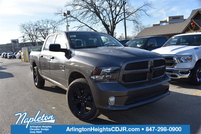 2019 Ram 1500 Crew Cab 4x4, Pickup #R2058 - photo 1