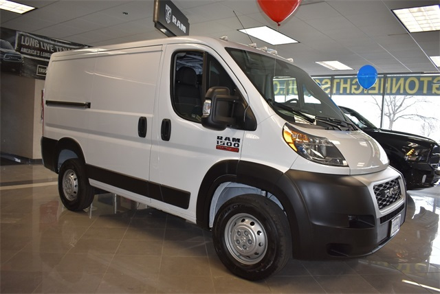 2019 ProMaster 1500 Standard Roof FWD,  Empty Cargo Van #R2082 - photo 5