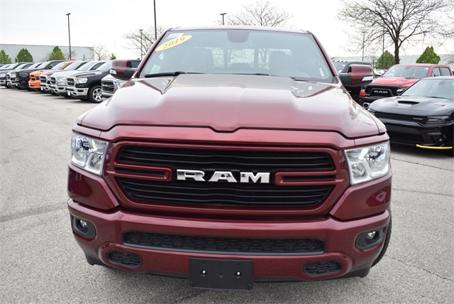 2019 Ram 1500 Quad Cab 4x4,  Pickup #R2083 - photo 9