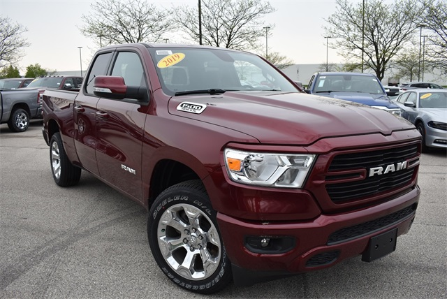 2019 Ram 1500 Quad Cab 4x4,  Pickup #R2083 - photo 10