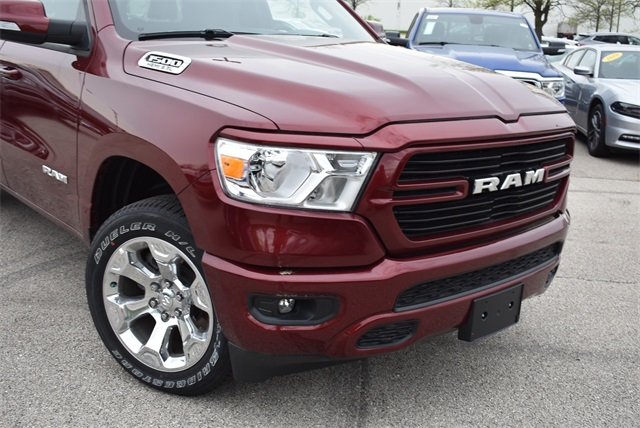 2019 Ram 1500 Quad Cab 4x4,  Pickup #R2083 - photo 3