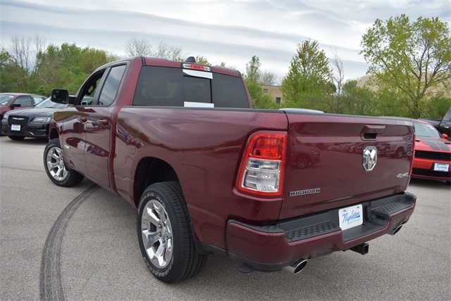 2019 Ram 1500 Quad Cab 4x4,  Pickup #R2083 - photo 7
