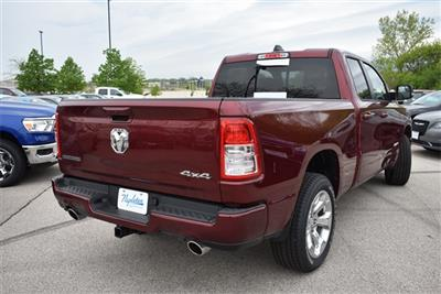 2019 Ram 1500 Quad Cab 4x4,  Pickup #R2083 - photo 2