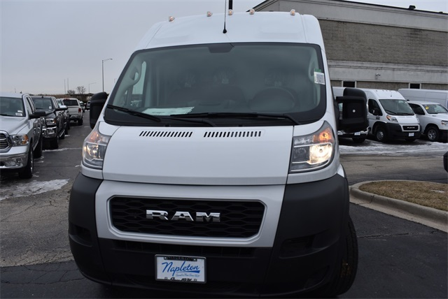 2019 ProMaster 2500 High Roof FWD,  Empty Cargo Van #R2092 - photo 8