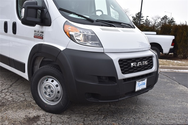 2019 ProMaster 2500 High Roof FWD,  Empty Cargo Van #R2094 - photo 3