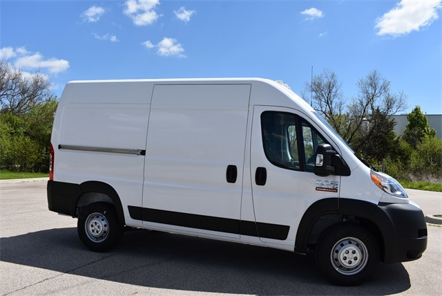 2019 ProMaster 1500 High Roof FWD,  Empty Cargo Van #R2095 - photo 4