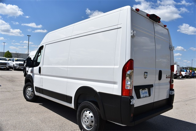 2019 ProMaster 1500 High Roof FWD,  Empty Cargo Van #R2095 - photo 7