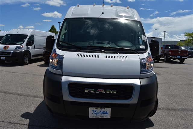 2019 ProMaster 3500 High Roof FWD,  Empty Cargo Van #R2097 - photo 10