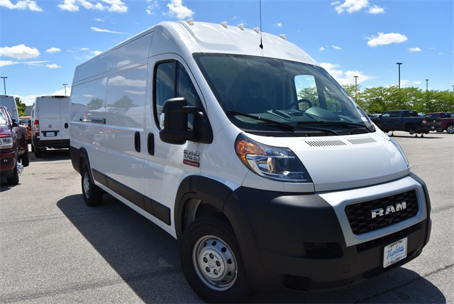 2019 ProMaster 3500 High Roof FWD,  Empty Cargo Van #R2097 - photo 11