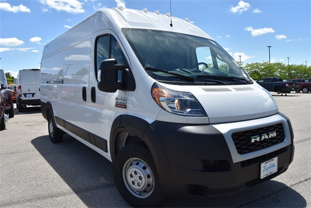 2019 ProMaster 3500 High Roof FWD,  Empty Cargo Van #R2097 - photo 1