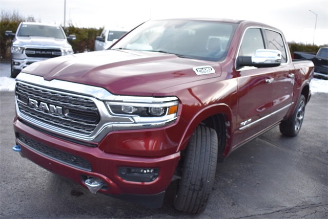 2019 Ram 1500 Crew Cab 4x4,  Pickup #R2104 - photo 5