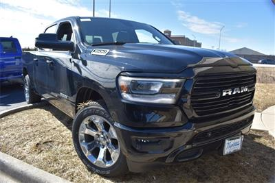 2019 Ram 1500 Crew Cab 4x4,  Pickup #R2107 - photo 1