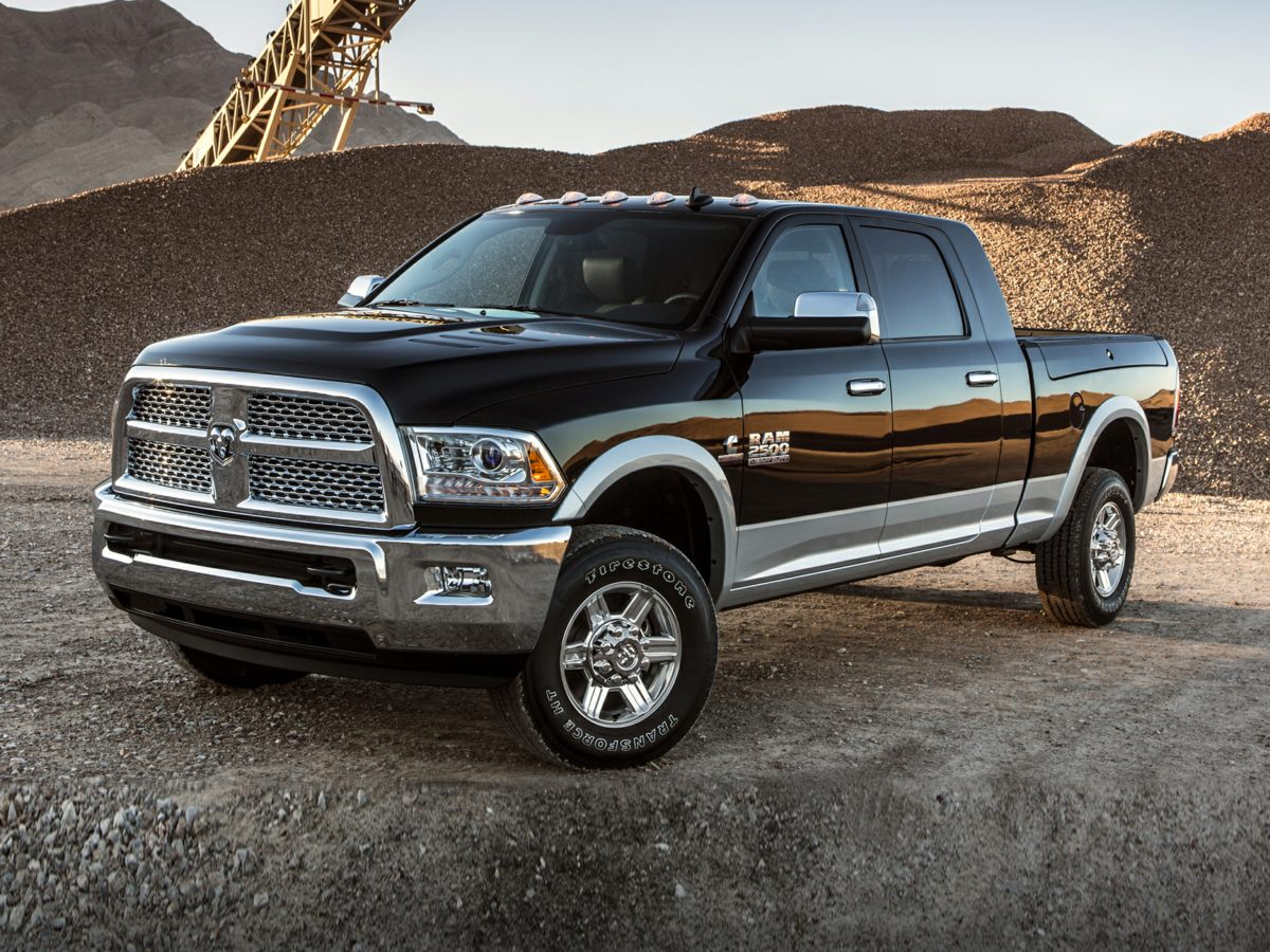 2018 Ram 2500 Crew Cab 4x4,  Pickup #R2110 - photo 1