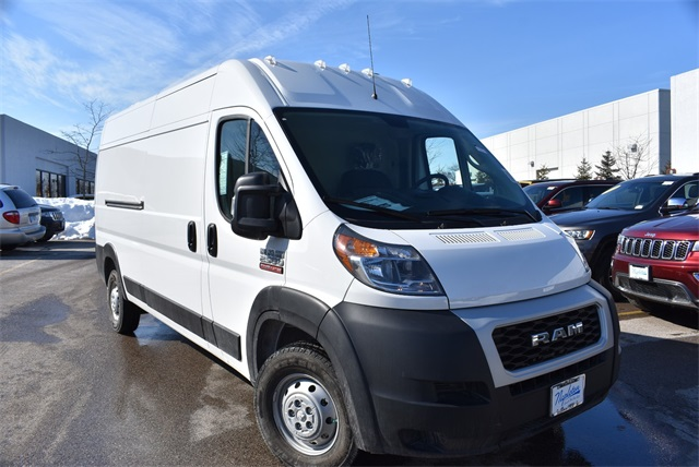 2019 ProMaster 2500 High Roof FWD,  Empty Cargo Van #R2115 - photo 9