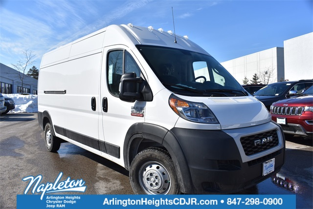 2019 ProMaster 2500 High Roof FWD,  Empty Cargo Van #R2115 - photo 1