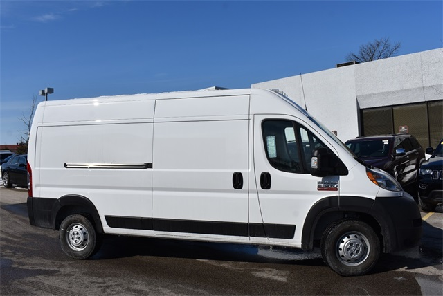 2019 ProMaster 2500 High Roof FWD,  Empty Cargo Van #R2115 - photo 4