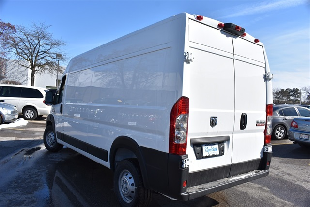 2019 ProMaster 2500 High Roof FWD,  Empty Cargo Van #R2115 - photo 7