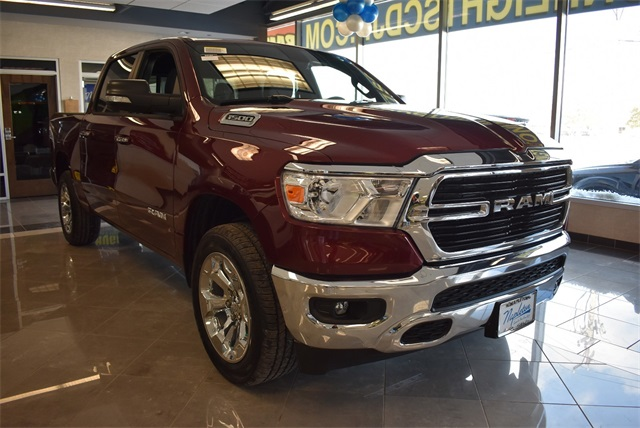 2019 Ram 1500 Crew Cab 4x4,  Pickup #R2121 - photo 1