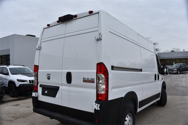 2019 ProMaster 1500 High Roof FWD,  Empty Cargo Van #R2124 - photo 6