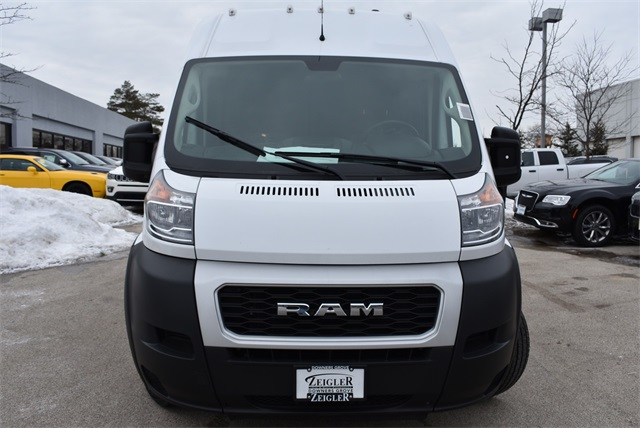 2019 ProMaster 1500 High Roof FWD,  Empty Cargo Van #R2124 - photo 9