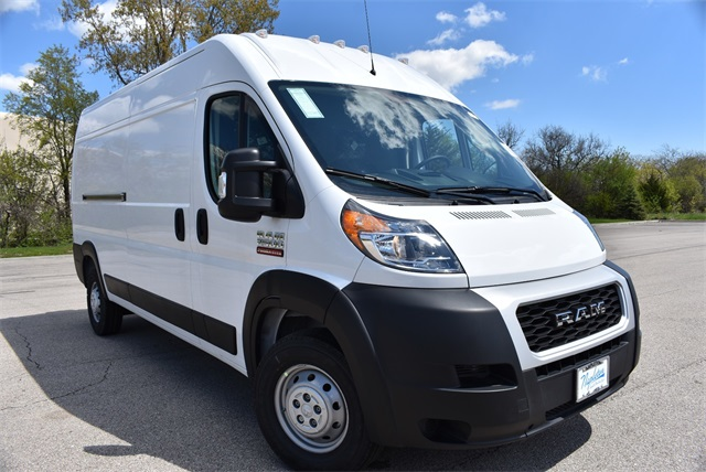 2019 ProMaster 2500 High Roof FWD,  Empty Cargo Van #R2126 - photo 1