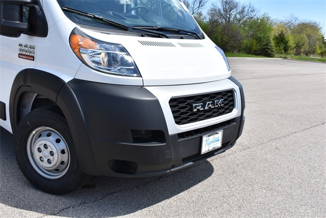 2019 ProMaster 2500 High Roof FWD,  Empty Cargo Van #R2126 - photo 3