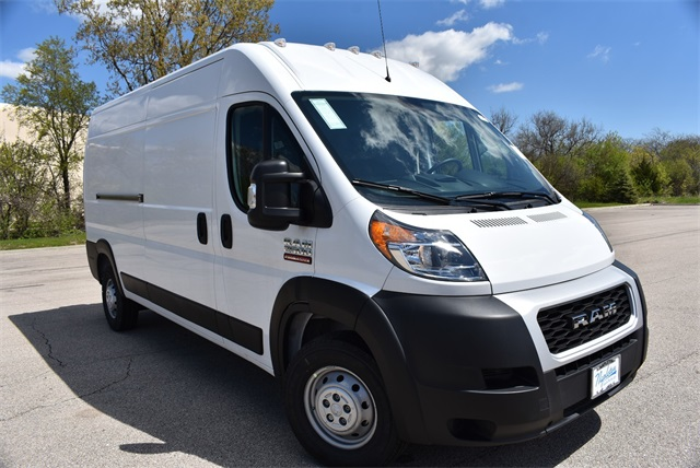 2019 ProMaster 2500 High Roof FWD,  Empty Cargo Van #R2126 - photo 9