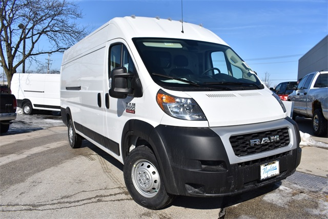 2019 ProMaster 3500 High Roof FWD,  Empty Cargo Van #R2128 - photo 9