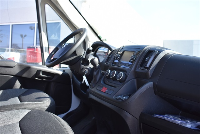2019 ProMaster 3500 High Roof FWD,  Empty Cargo Van #R2128 - photo 11