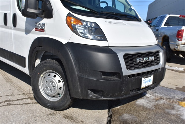 2019 ProMaster 3500 High Roof FWD,  Empty Cargo Van #R2128 - photo 3