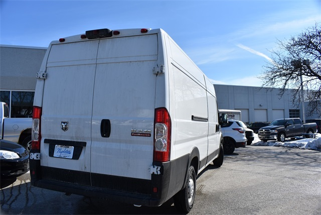 2019 ProMaster 3500 High Roof FWD,  Empty Cargo Van #R2128 - photo 5