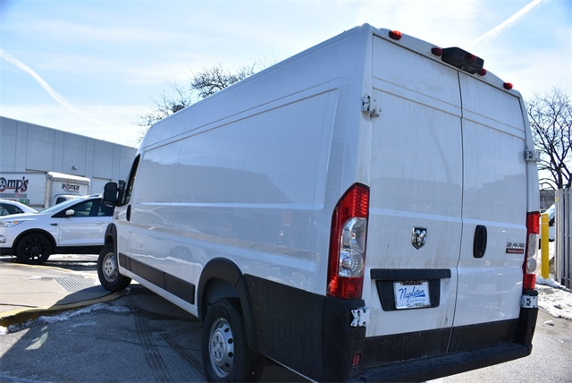 2019 ProMaster 3500 High Roof FWD,  Empty Cargo Van #R2128 - photo 7