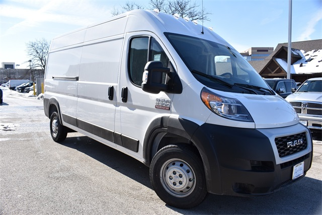2019 ProMaster 2500 High Roof FWD,  Empty Cargo Van #R2129 - photo 10