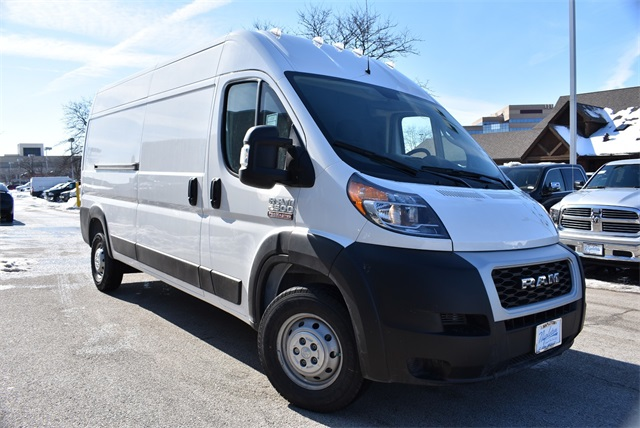 2019 ProMaster 2500 High Roof FWD,  Empty Cargo Van #R2129 - photo 1
