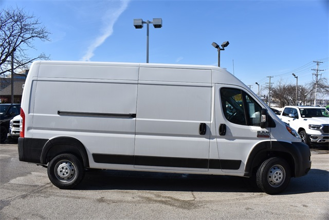 2019 ProMaster 2500 High Roof FWD,  Empty Cargo Van #R2129 - photo 6