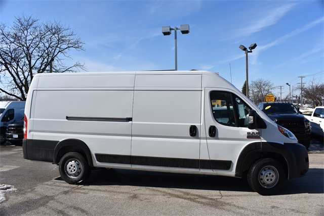 2019 ProMaster 3500 High Roof FWD,  Empty Cargo Van #R2130 - photo 6