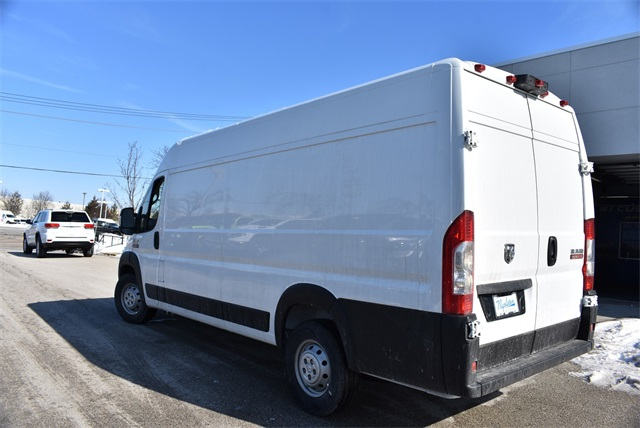 2019 ProMaster 3500 High Roof FWD,  Empty Cargo Van #R2130 - photo 7