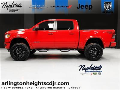 2019 Ram 1500 Crew Cab 4x4,  Pickup #R2133LFT - photo 1
