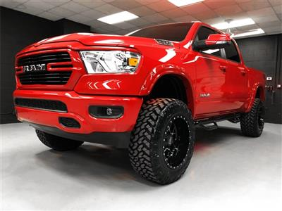 2019 Ram 1500 Crew Cab 4x4,  Pickup #R2133LFT - photo 4