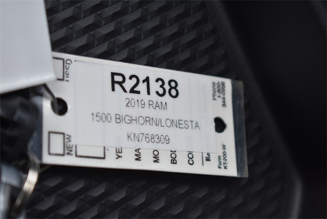 2019 Ram 1500 Crew Cab 4x4,  Pickup #R2138 - photo 32