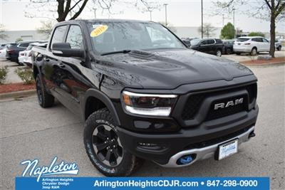2019 Ram 1500 Crew Cab 4x4,  Pickup #R2144 - photo 1