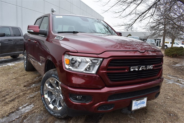 2019 Ram 1500 Crew Cab 4x4,  Pickup #R2147 - photo 9