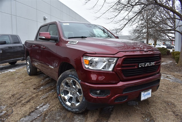 2019 Ram 1500 Crew Cab 4x4,  Pickup #R2147 - photo 1