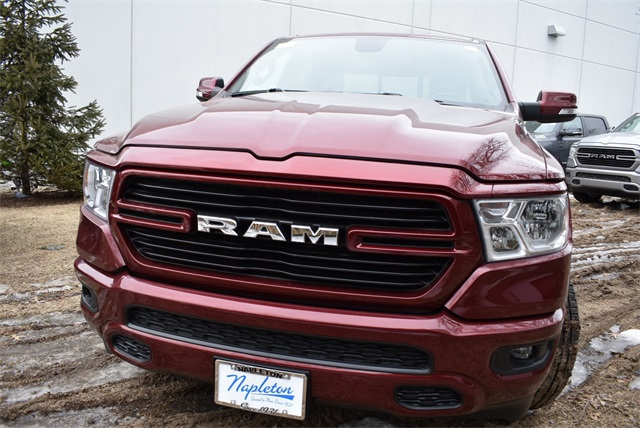 2019 Ram 1500 Crew Cab 4x4,  Pickup #R2147 - photo 8