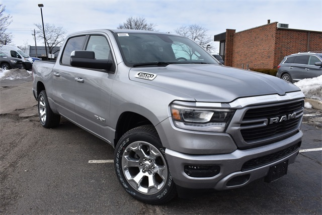 2019 Ram 1500 Crew Cab 4x4,  Pickup #R2150 - photo 10