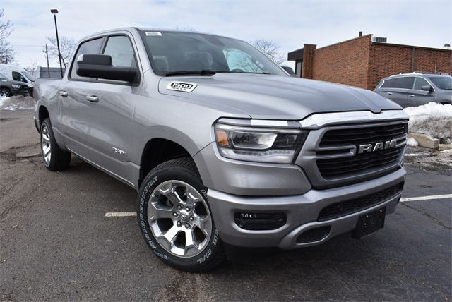 2019 Ram 1500 Crew Cab 4x4,  Pickup #R2150 - photo 1