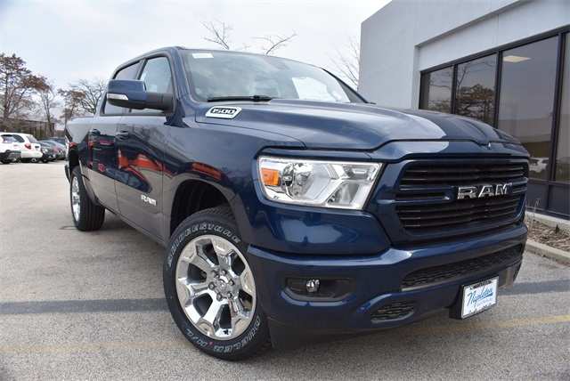 2019 Ram 1500 Crew Cab 4x4,  Pickup #R2155 - photo 1